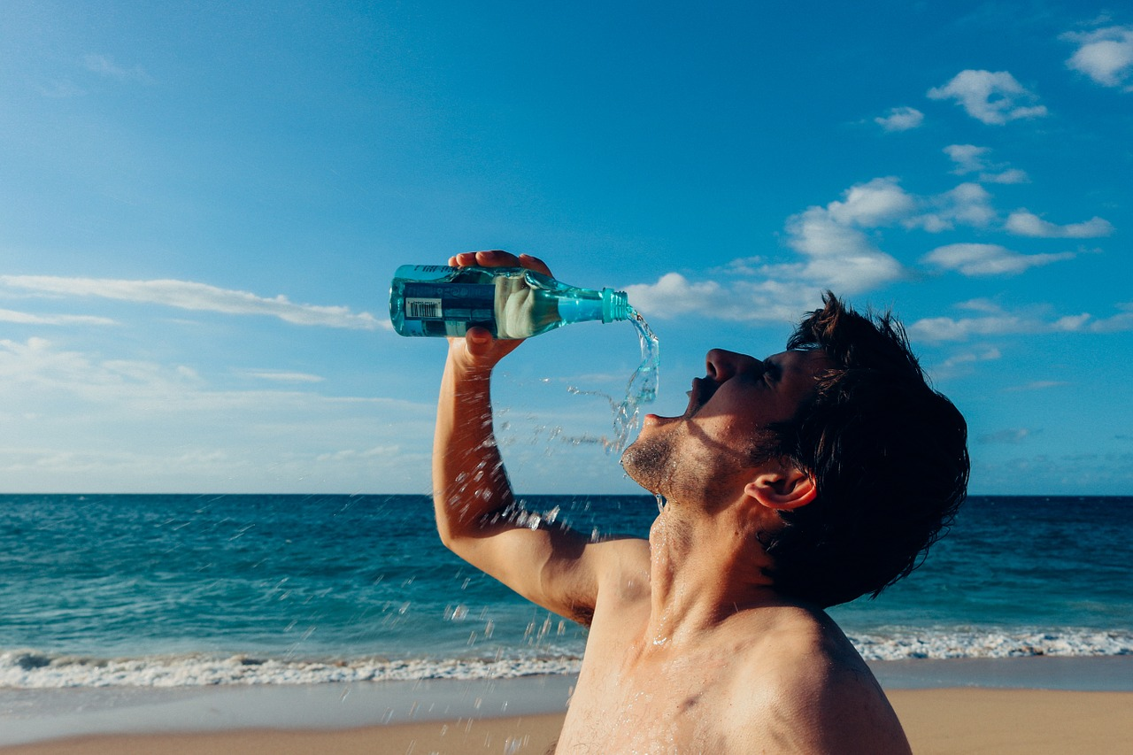 O vodě 2. díl – Kdy a kolik pít vody
